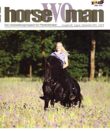 Ein Bericht über Ostepathie, Physiotherapie und Alupunktur für Pferde mit REITGEIST